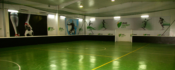 Gym - Indoor Footba#17DC368